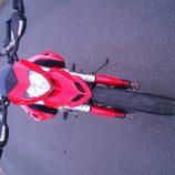 Ducati Hypermotard 1100 2007 - front
