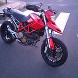 Ducati Hypermotard 1100 2007 - lateral