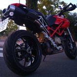 Ducati Hypermotard 1100 2007 - rear