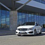 Prueba - Mercedes-Benz CLA Shooting Brake 220 CDI: Frontal estilo