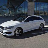 Prueba - Mercedes-Benz CLA Shooting Brake 220 CDI: El rey de la ciudad