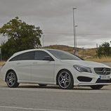 Prueba - Mercedes-Benz CLA Shooting Brake 220 CDI: Te llevará por donde quieras