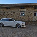 Prueba - Mercedes-Benz CLA Shooting Brake 220 CDI: Todo le sienta bien