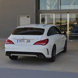 Prueba - Mercedes-Benz CLA Shooting Brake 220 CDI: 3/4 trasera derecha