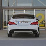 Prueba - Mercedes-Benz CLA Shooting Brake 220 CDI: Trasera al detalle