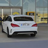 Prueba - Mercedes-Benz CLA Shooting Brake 220 CDI: 3/4 trasera izquierda