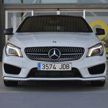 Prueba - Mercedes-Benz CLA Shooting Brake 220 CDI: Frontal al detalle