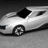 Mean Metal Motors M-Zero - delantera