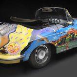 Porsche 356 C 1600 Janis Joplin - rear