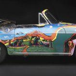 Porsche 356 C 1600 Janis Joplin - side