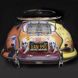 Porsche 356 C 1600 Janis Joplin - back