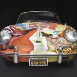 Porsche 356 C 1600 Janis Joplin - front