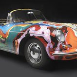 Porsche 356 C 1600 Janis Joplin - frontal