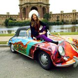 Porsche 356 C 1600 Janis Joplin - cantante