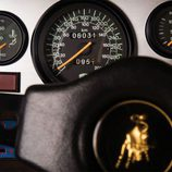 Lamborghini Countach LP400S Verde - volante