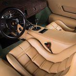 Lamborghini Countach LP400S Verde - interior