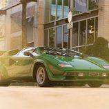 Lamborghini Countach LP400S Verde - front