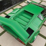 Lamborghini Countach LP400S Verde - superior