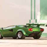 Lamborghini Countach LP400S Verde - rear