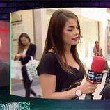 Carmen Muñoz del programa Pecadores - reportera