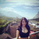 Monster Girl Carmen Muñoz - motocross
