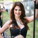 Monster Girl Carmen Muñoz - parrilla de salida