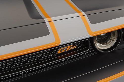 Dodge Challenger AWD 2015 - detalle