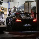 BMW Z4 Bulletproof SEMA 2015 - rear