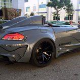 BMW Z4 Bulletproof SEMA 2015 - side