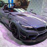 BMW Z4 Bulletproof SEMA 2015 - front