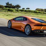 Lamborghini Huracan 2016 - rear