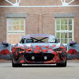 Mazda MX-5 Remembrance Day - front