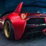 Ferrari 458 Italia Misha Designs - rear