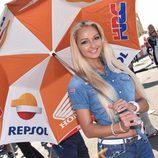 Paddock Girls del GP de Valencia 2015 - Repsol Honda Team