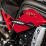 Gama Triumph Speed Triple 2016 - subchasis