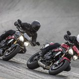 Gama Triumph Speed Triple 2016 - R y S