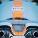 Porsche 918 Spyder Gulf - Detalle 2