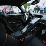 Porsche 918 Spyder Gulf - Interior 2