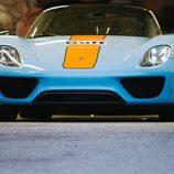 Porsche 918 Spyder Gulf - Frontal 9