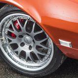 Chevrolet Camaro 1968 Pro Touring SEMA 2015 - llantas