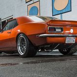 Chevrolet Camaro 1968 Pro Touring SEMA 2015 - rear