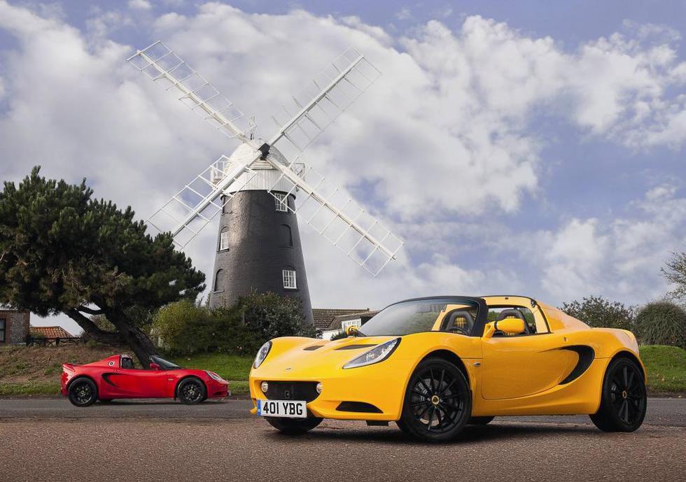Lotus Elise y Elise S 2016