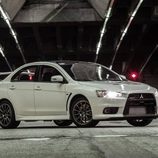 Mitsubishi Lancer Evo Final Edition 0001 - front