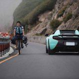 McLaren 650S Taiwan - rear