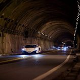 Reunión McLaren en Taiwan - túnel
