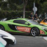 McLaren 650S Taiwan - verde