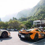 McLaren P1 Taiwan - rear