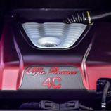 Alfa Romeo 4C La Furiosa - motor