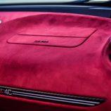 Alfa Romeo 4C La Furiosa - salpicadero