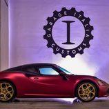 Alfa Romeo 4C La Furiosa - side